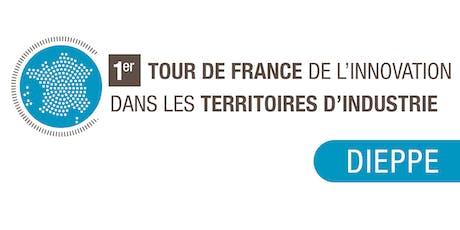 Tour de France de l'Innovation - Dieppe billets