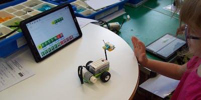 Lego Robotics (Cleveleys) #LancsLearning