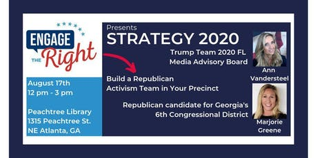 Strategy 2020 tickets