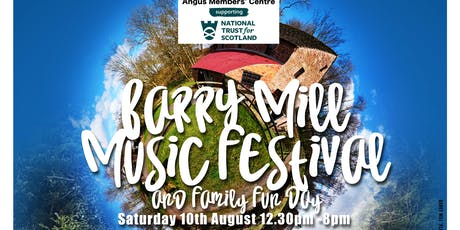 Barry Mill Music Festival tickets