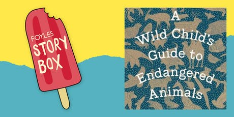 A Wild Child's Guide to Endangered Animals: Activities with Millie Marotta tickets