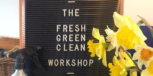 Green Cleaning Workshop by Fresh Green Clean