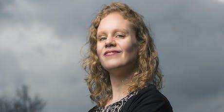"""Lunchlezing """"Verkeersslachtoffer 22/10"""" door Fleur van der Bij tickets"""