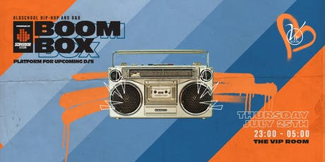 Boombox | Powered by the DJ Superior Academy 25-7 tickets