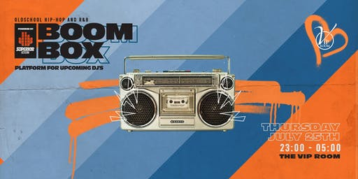 Boombox | Powered by the DJ Superior Academy 25-7