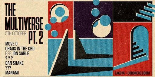 Dropout Disco: Multiverse Pt. 2