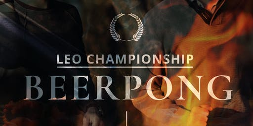 Tomorrowleie BBQ - Leo Championship Beerpong