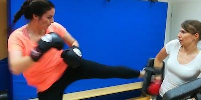 Fitness-Kickboxen für Jedermann/Jedefrau | ab 19:00 Uhr
