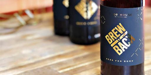 Brew it Back - Beer & Steak Tasting Event at Chop House Leith