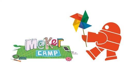 Summer Kids MakerCamp KCC
