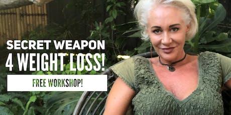 Secret Weapon 4 Weight Loss  tickets