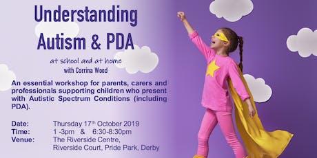 Understanding Autism & PDA tickets