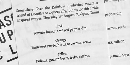Glasgow Supper Club - Somewhere Over the Rainbow