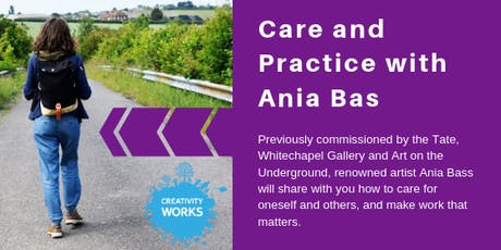 Care and Practice: How to nurture oneself and make work that matters tickets