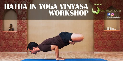 Hatha Yoga in Vinyasa with Mukesh Kothari