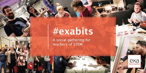 #exabits: Science Museum, London 28Aug19