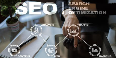 FREE SEO Consultation - How to Rank Better on Google tickets
