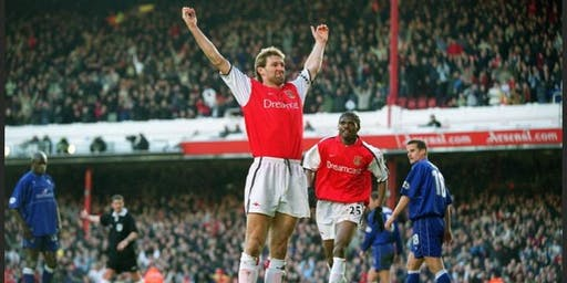 TONY ADAMS  SOCCER SCHOOL