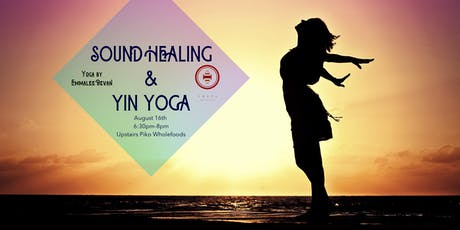 Sound Healing & Yin Yoga tickets