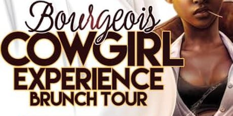 Bourgeois Cowgirl Experience: The ATL All White Affair tickets