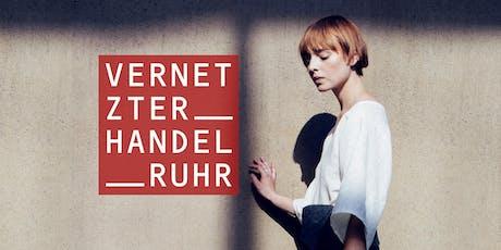 Connected Retail - Vernetzter Handel im Ruhrgebiet Tickets