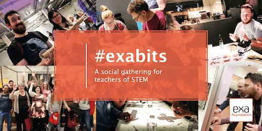#exabits: Science Museum, London 25Sep19