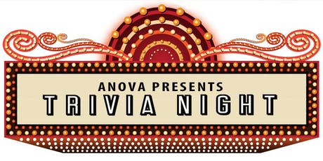 Trivia Night with Anova tickets