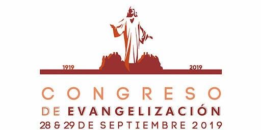 Congreso de Evangelización 2019