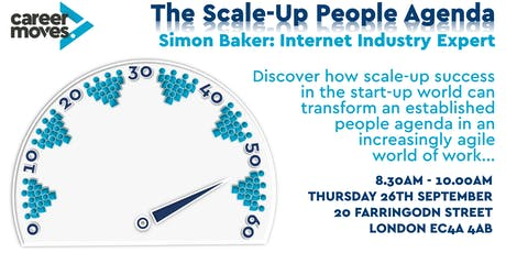 The Scale-Up People Agenda tickets
