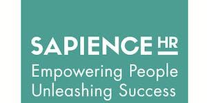 Sapience HR Top Tips Masterclass