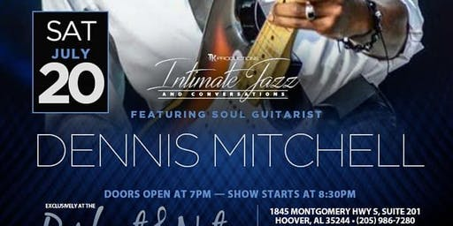 "Soul Guitarist ""Dennis Mitchell"" @ The PerfectNote 