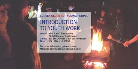 Introduction to Youth Work Level 1 tickets