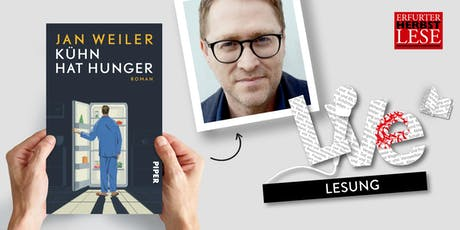LESUNG: Jan Weiler Tickets