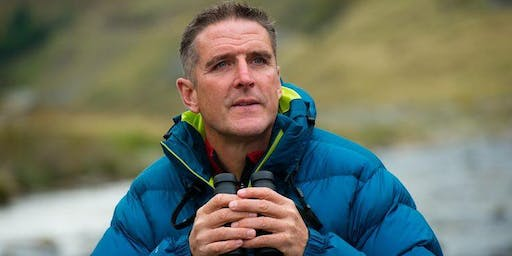 Red Squirrel Trust Wales Evening with Iolo Williams