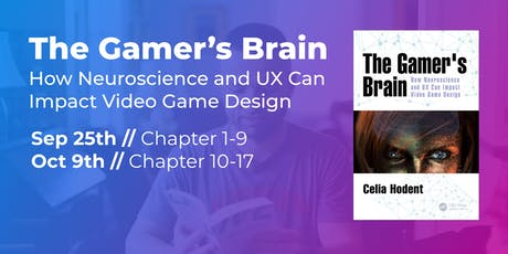 The Gamer's Brain (Part 1/2) // CPHUX Book Club tickets