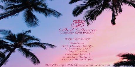 Pop-Up Shop Del Duca Swimwear  tickets
