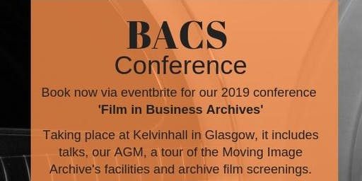 Film in Business Archives - BACS Conference 2019