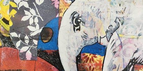 Emotional Tones - Art exhibition open night  tickets