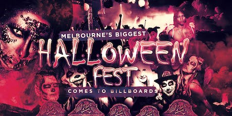 Halloweenfest Melbourne 2019 tickets