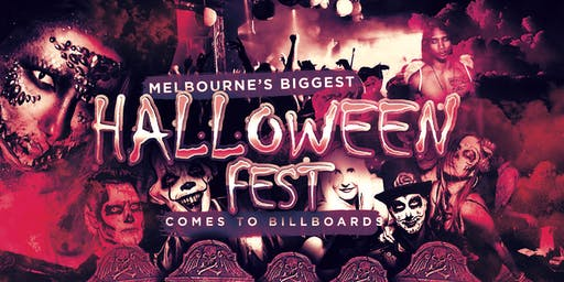 Halloweenfest Melbourne 2019