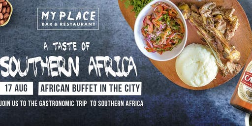 Southern African Buffet in the heart of Perth City
