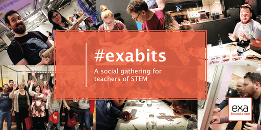 #exabits: Science Museum, London 30Oct19