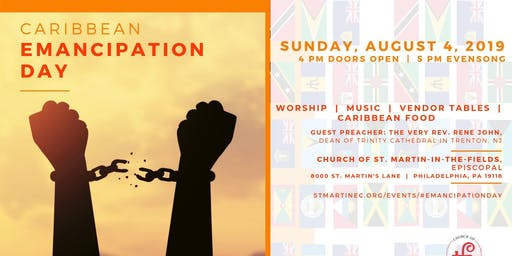 4th Annual Caribbean Emancipation Day Celebration