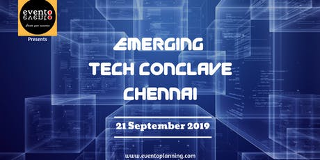 Emerging TECH Conclave 2019 tickets
