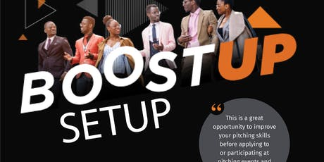 BOOST UP: Set Up Pitching Coaching  tickets