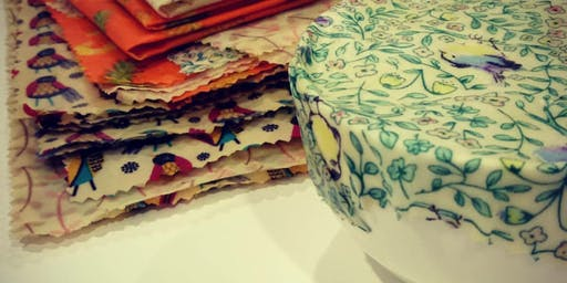All Ages Beeswax Wrap Workshop (Plastic Free July series)