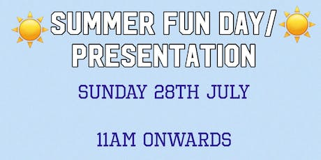 Summer Fun Day/ Colts Presentation tickets