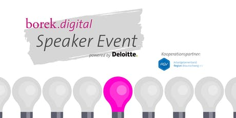 "borek.digital Speaker Event ""Transformation im Mittelstand"" Tickets"