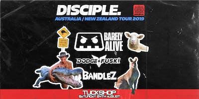 Tuckshop Disciple Takeover ft. Barely Alive, Dodge & Fuski, Bandlez