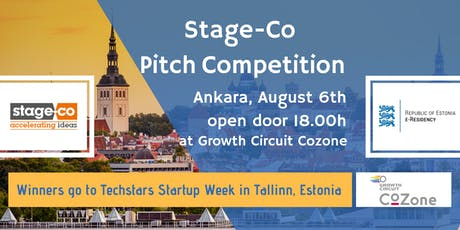 Stage-Co Pitch Competition 2019 Ankara tickets